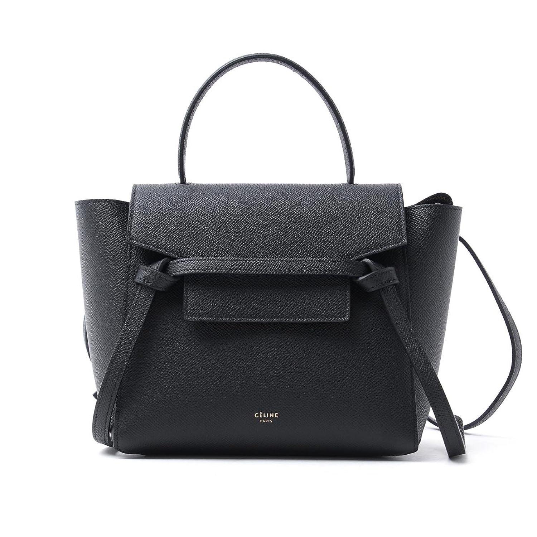 (セリーヌ) CELINE ハンドバッグ 2WAY Belt Bag Nano ベルトバッグ [並行輸入品] B07CLGLNX7