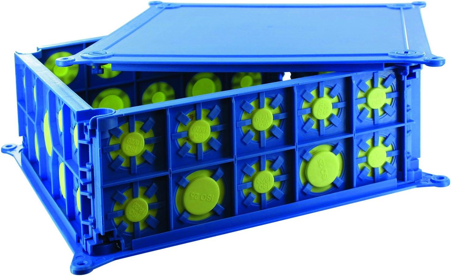 250 x 250 x 85 mm Boite pavillonnaire et d/érivation non /étanche pour combles ou faux-plafonds
