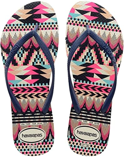 Havaianas Slim Tribal Multicolor
