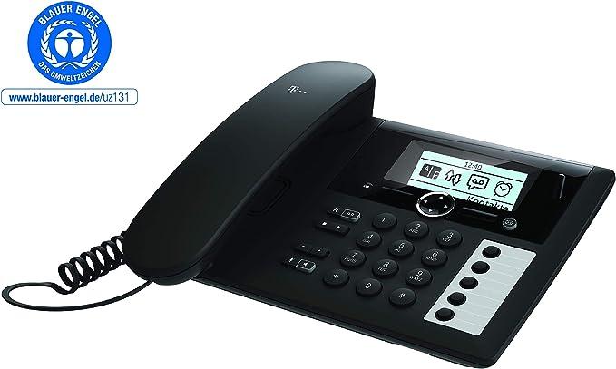 Telekom Sinus Pa 207 Plus Tischtelefon Und Mobilteil Schwarz
