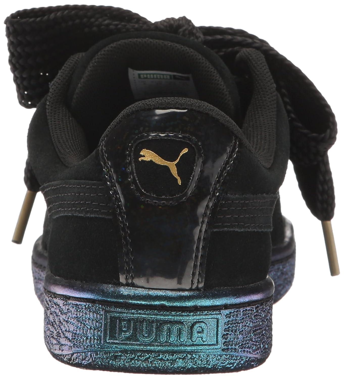 Corazón De Gamuza Zapatillas Puma De Las Mujeres De Satén ราคา Ycr81