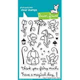 Lawn Fawn Clear Stamp - Fairy Friends