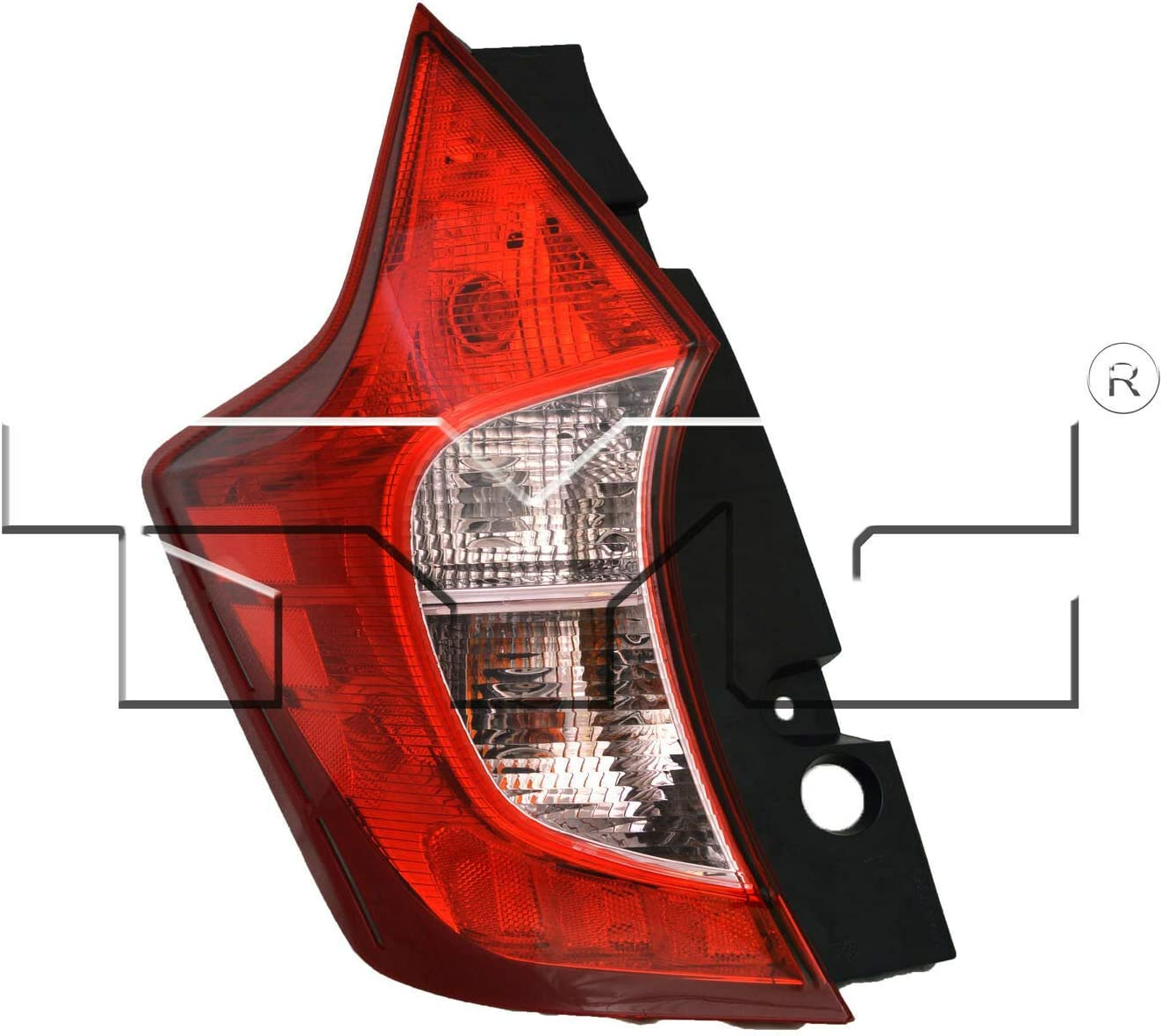 TYC 11-6152-00-1 Nissan Quest Left Replacement Tail Lamp