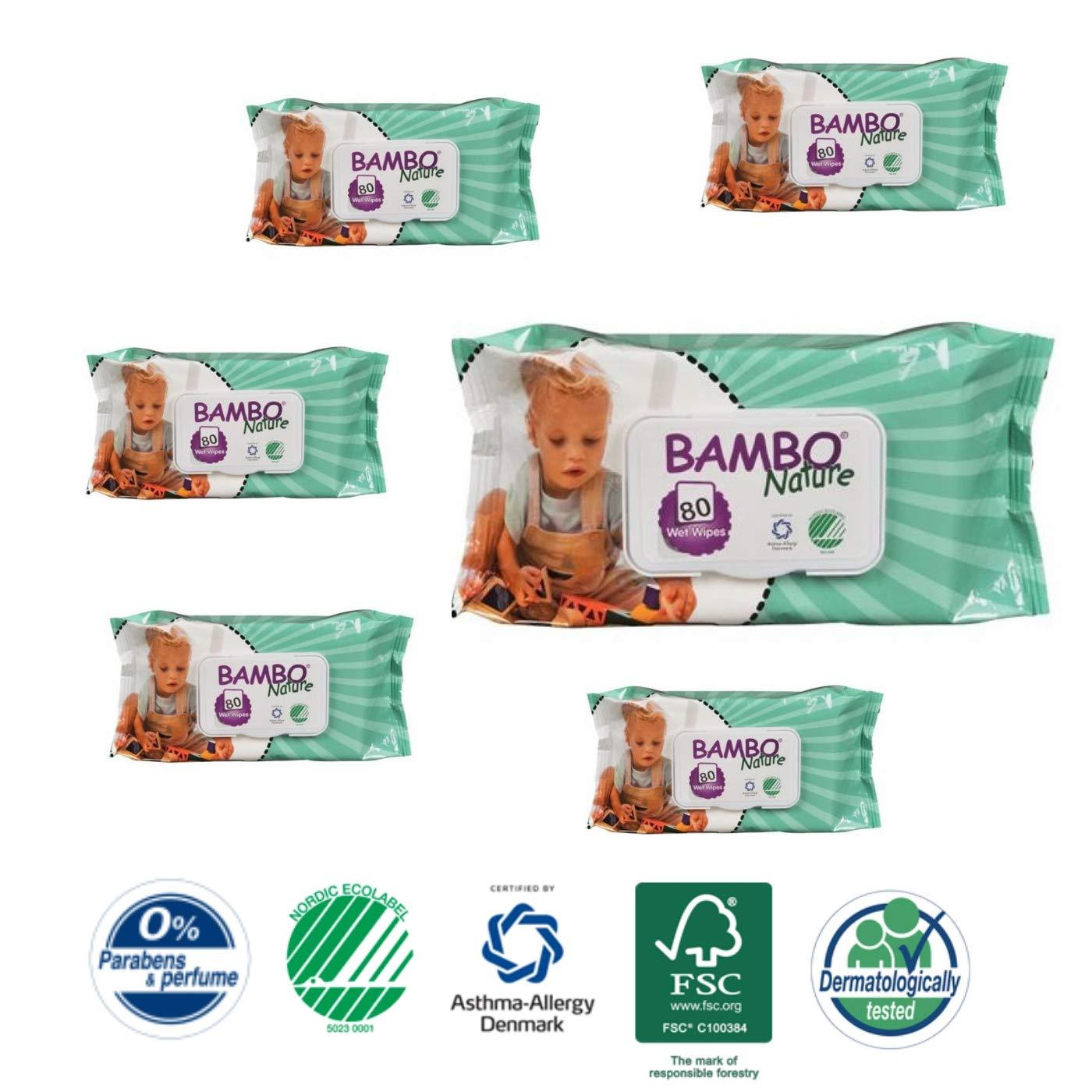 Toallitas bebe ecologicas