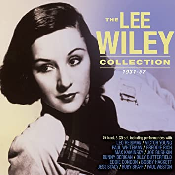 amazon the lee wiley collection 1931 lee wiley ジャズ