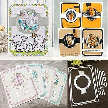 Mädchen Metall Stanzformen Schablone Für Scrapbooking Fotopapier Karten Handwerk
