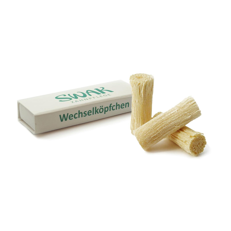cepillo de dientes miswak - SWAK mano cepillo de dientes cepillo de dientes de miswak Madera, Natural, biodegradable: Amazon.es: Salud y cuidado personal