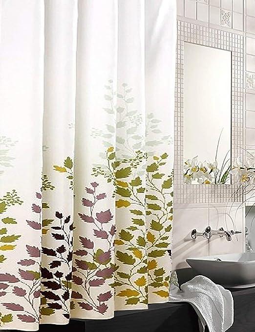Simple ImpermÉcortina de ducha con moho en la cortina de la ducha mampara opaca Cortina Rideau Habitaciones de crÉla cortina de la ducha Atif Anal slo Baño (Tamaño: 240*200 cm): Amazon.es: Hogar