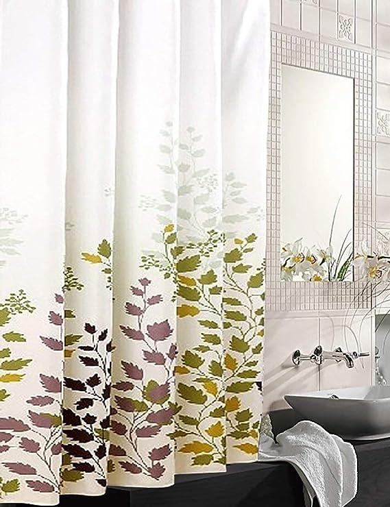 Simple ImpermÉcortina de ducha con moho en la cortina de la ducha mampara opaca Cortina Rideau Habitaciones de crÉla cortina de la ducha Atif Anal slo Baño (Tamaño: 300*200 cm): Amazon.es: Hogar