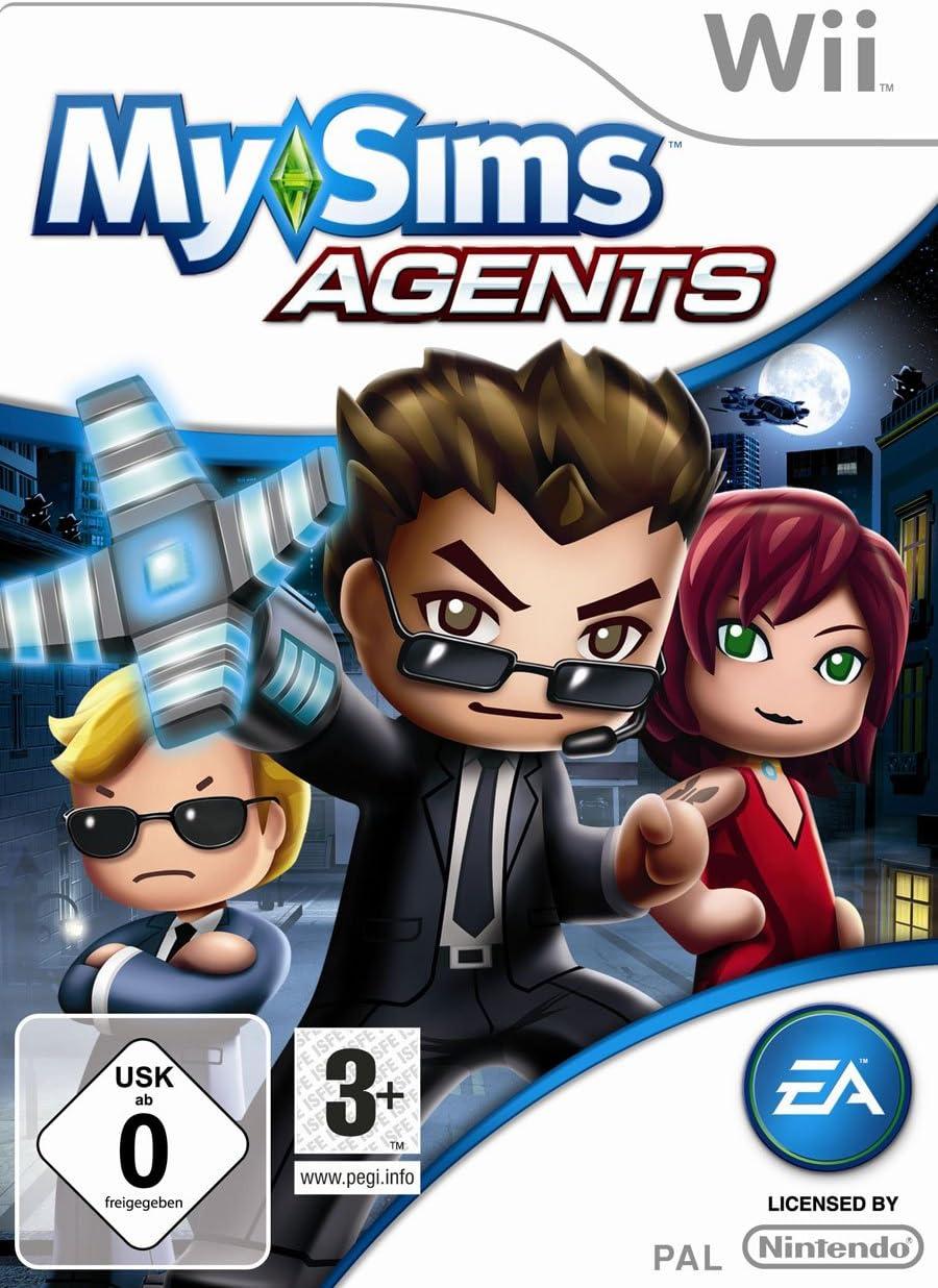 MySims Agents: Amazon.es: Videojuegos