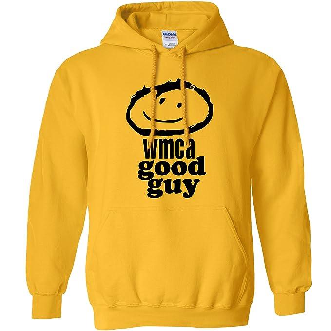 Amazoncom Mens T Shirt Wmca Good Guy Hoodie Ball Originals - Good guy shirt