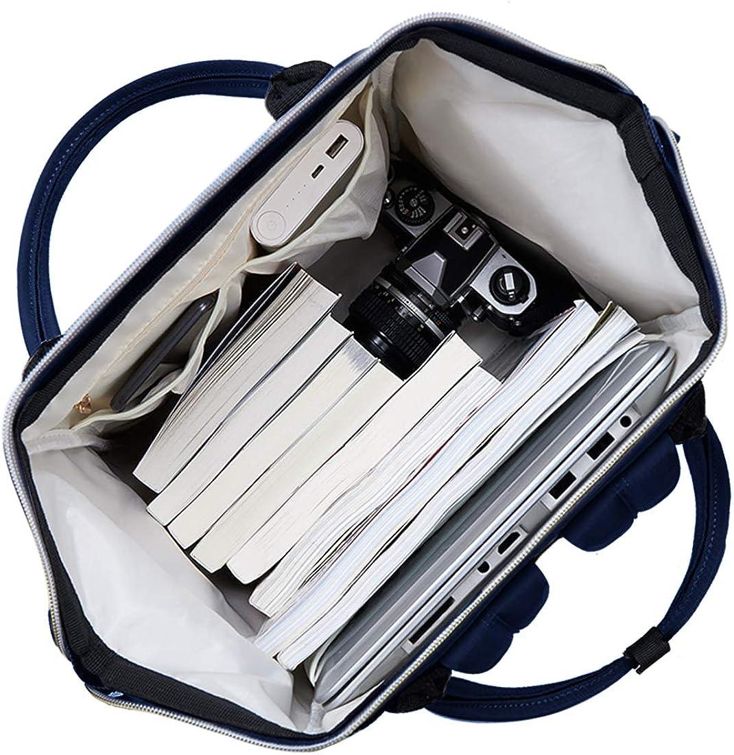 Fancy Forest KALIDI Sac /à Dos Loisir Sac Ecole Randonn/ée Voyages Backpack Pour Ordinateur Portable Tablette Laptop MacBook 15.6 Pouces Femme