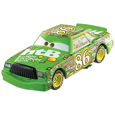 Disney/Pixar Cars, 2015 Piston Cup Die-Cast Vehicles, Chick Hicks #1/18, 1:55 Scale: Toys & Games