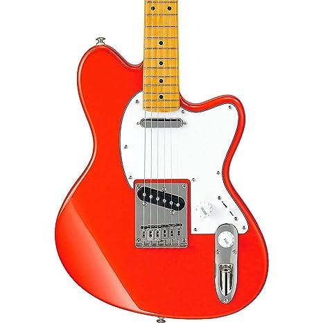 Ibanez Talman serie tm302 m guitarra eléctrica, arce diapasón