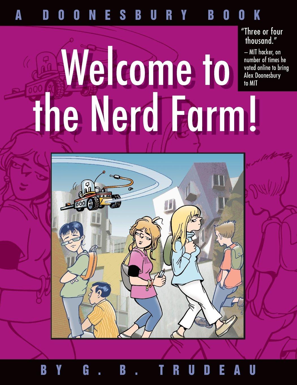 Download Welcome to the Nerd Farm! A Doonesbury Book ebook