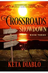 Crossroads Showdown, Book 3: M/M Paranormal Crime Series Kindle Edition