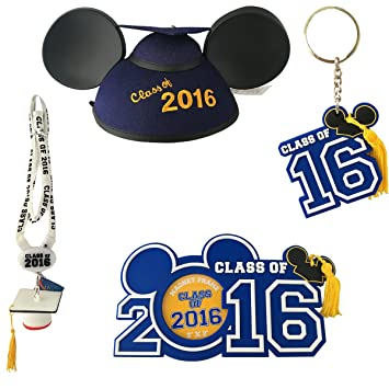 Amazon.com: Disney Parks exclusivo clase de 2016 Mickey ...