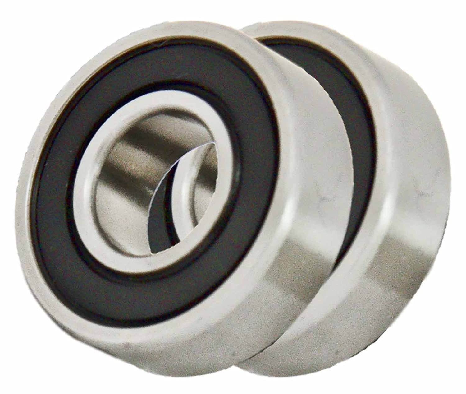 4x SR6-2RS Stainless Steel Sealed Ball Bearing 3//8in x 7//8in x 9//32in Rubber New