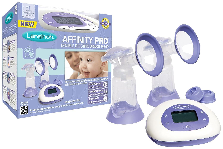 Amazon Com Lansinoh Affinity Pro Double Electric Breast Pump