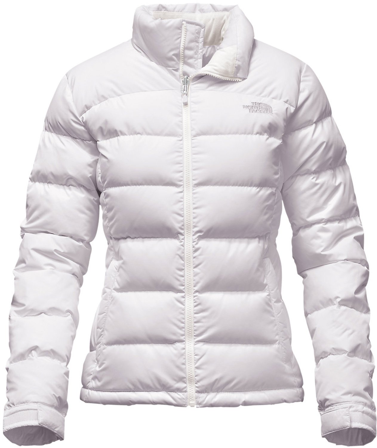 The North Face womens NUPTSE 2 JACKET CUQ5FN4_M - TNF WHITE