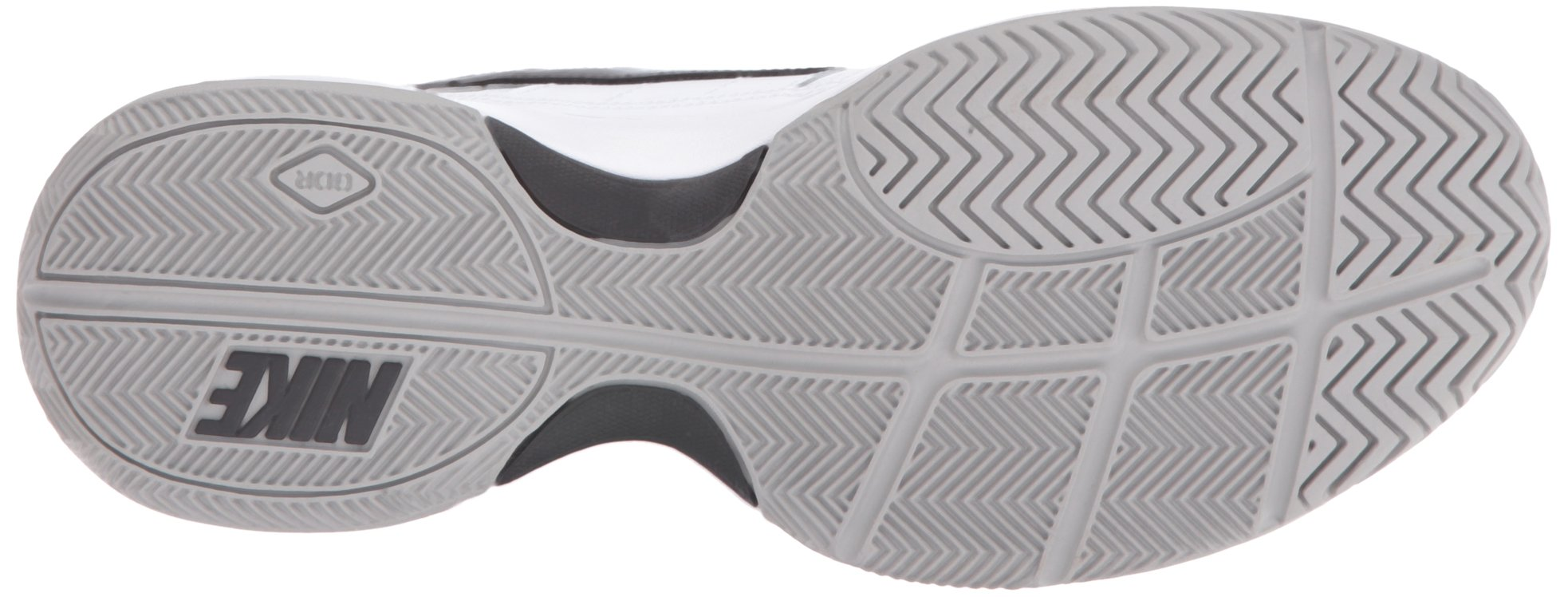 NIKE Men's Court Lite Tennis Shoe, White/Medium Grey/Black, 6.5 D(M) US by Nike (Image #3)