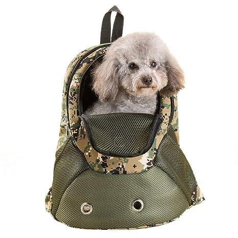 Mochila para transportistas de mascotas Mochilas para perros portátiles Mochila para mascotas, Mochila portabebés,
