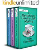 Myrtle Grove Garden Club Mystery Series, Box Set: Books 1-3