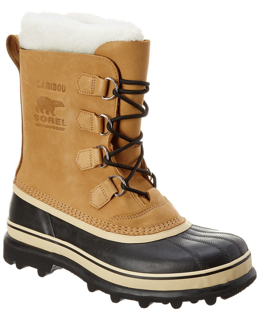 Sorel Men's Caribou NM1000 Boot,Buff,8 M