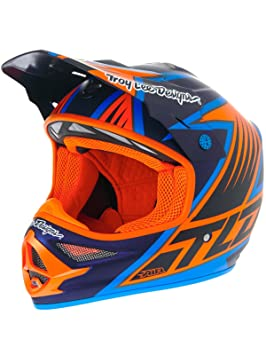Casco MX Troy Lee Designs 2017 Air Vengence Azul Oscuro, Unisex adulto, azul oscuro