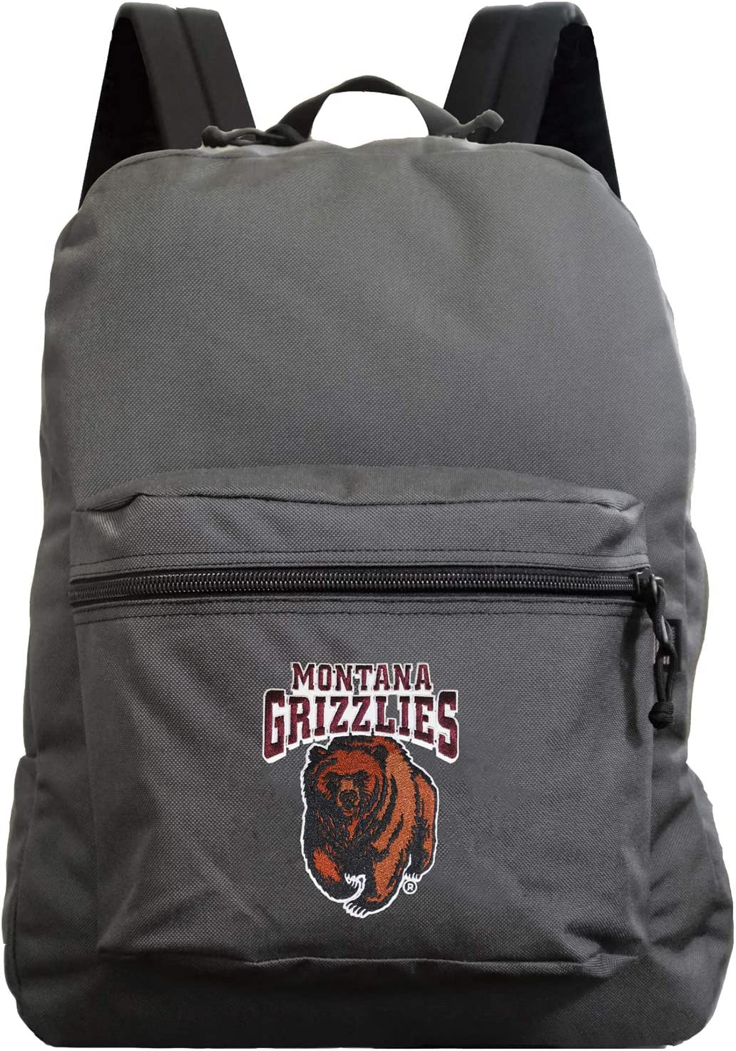 Gray Denco Made in The USA Premium Backpack 16-inches