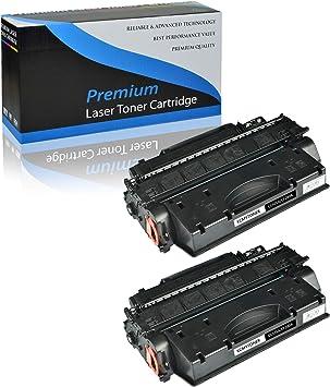 10PK 80X Compatible for HP CF280X Toner Cartridge Laserjet Pro 400 M401a M401d