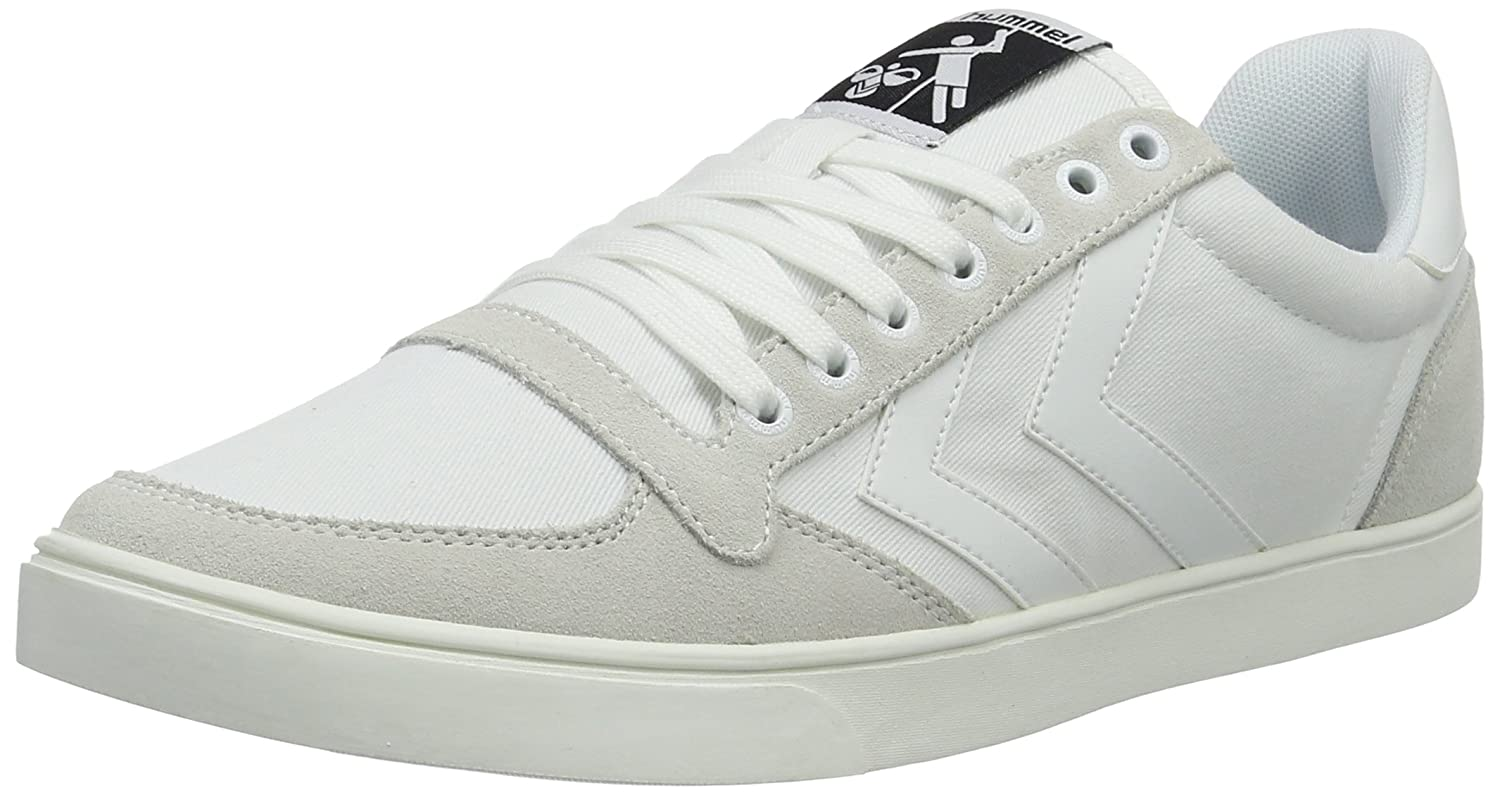 bb7606c7912 hummel Unisex Adults' Slimmer Stadil Tonal Low Top Sneakers: Amazon.co.uk:  Shoes & Bags
