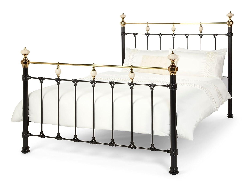Morris, 6 m Super-King-Bett-Bilderrahmen, Viktorianischer Stil ...