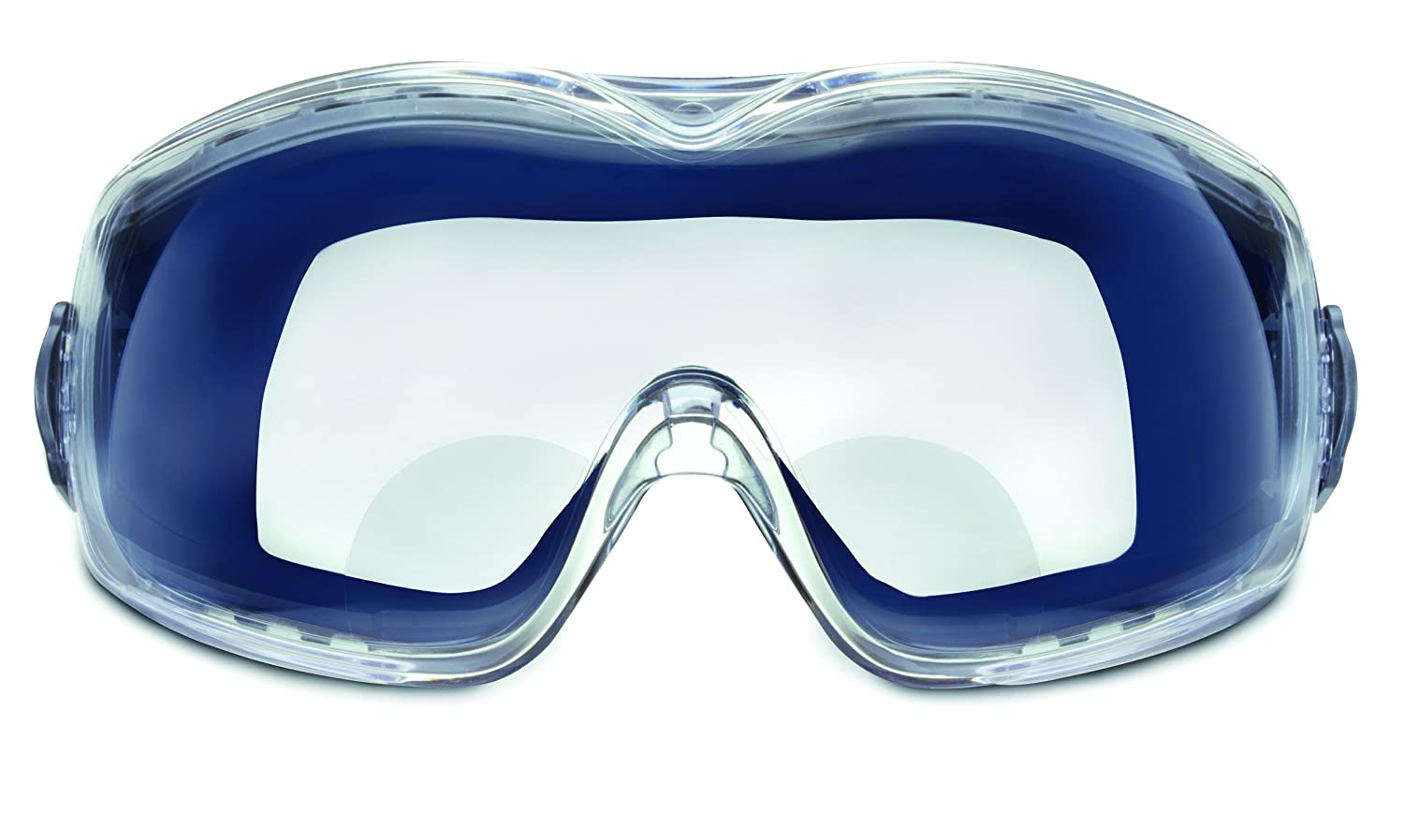 Uvex Stealth Reading Magnifier Goggles with Uvextreme Anti-Fog Lens S3993X