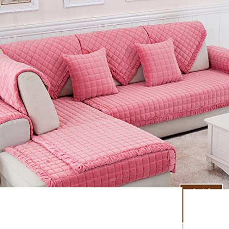 Amazon.com: Sofa Slipcovers,Sofa Covers,Protector Furniture plush ...