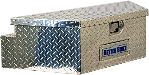 Better Built 66010148 Utility Trailer Tongue Tool Box