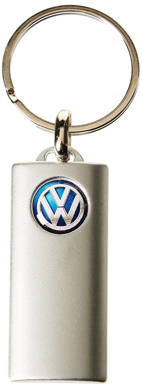 Silver Volkswagen IN14102/Matt Silver Keyring