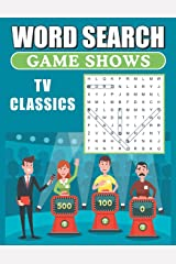 Word Search Game Shows TV Classics: Large Print Word Find Puzzles Paperback