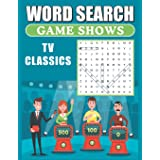 Word Search Game Shows TV Classics: Large Print Word Find Puzzles