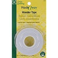 Dritz. Quilting 3310 Washaway Wonder Tape, 1/4 by 10-Yard