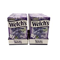 Welch's Singles To Go Grape Flavor Low Calorie Drink Mix – 12Pk