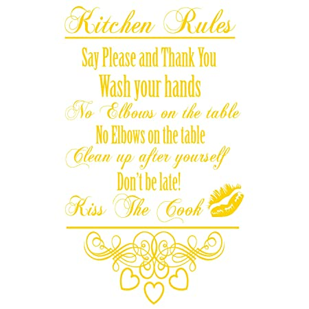 Gskitchenrules12 Kitchen Rules Say Please And Thank You Wash Your