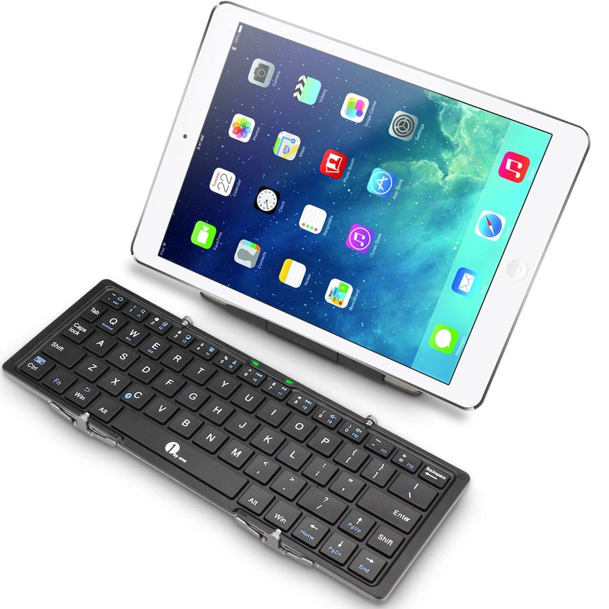 ss429 1byone faltbare schutzh lle f r faltbare bluetooth tastatur ebay. Black Bedroom Furniture Sets. Home Design Ideas