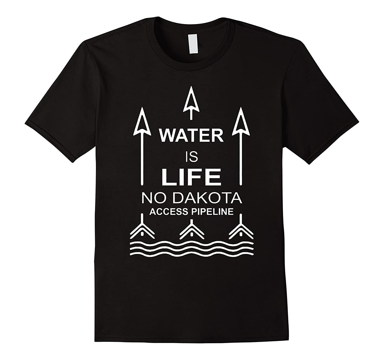 NODAPL T Shirts NO DAKOTA ACCESS PIPELINE Shirts NO DAPL-RT