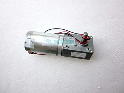Small 12V High Torque 3 RPM Worm Gear Electric DC Motor