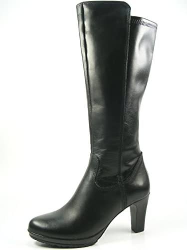 25533, Bottes Femme, Noir (Black), 36 EUTamaris