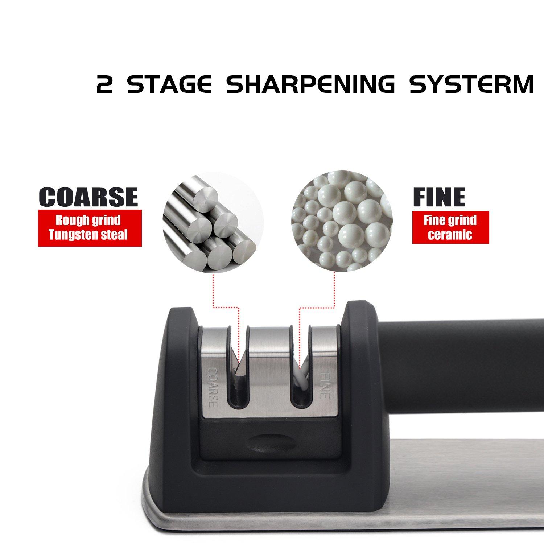 Knife Sharpener Knife Sharpening Kitchen Tool