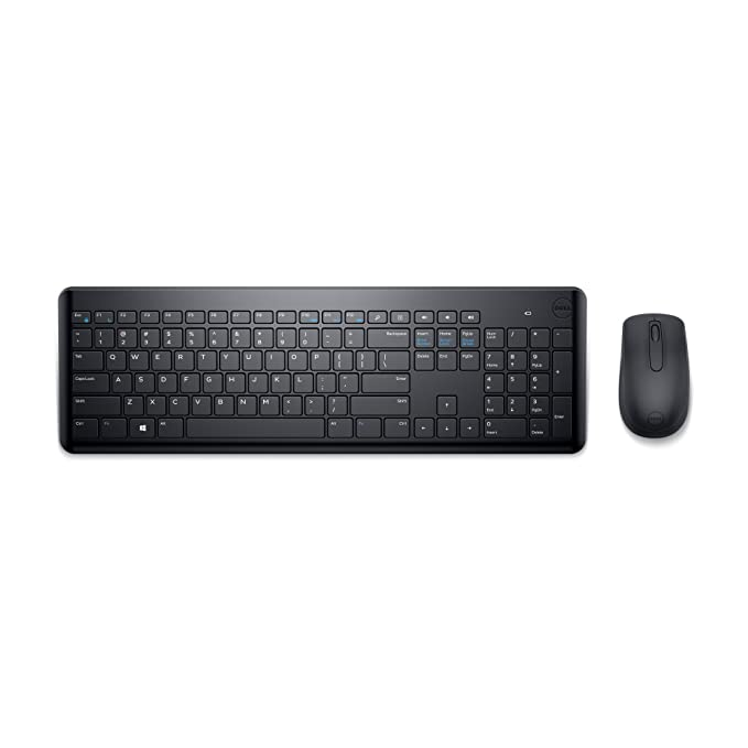 Amazon Buy Dell Km117 Wireless Keyboard Mouse Online At Low
