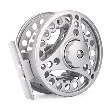 85mm 95mm Aluminum Fly Fishing Reel Trout Fishing Left or Right Handed