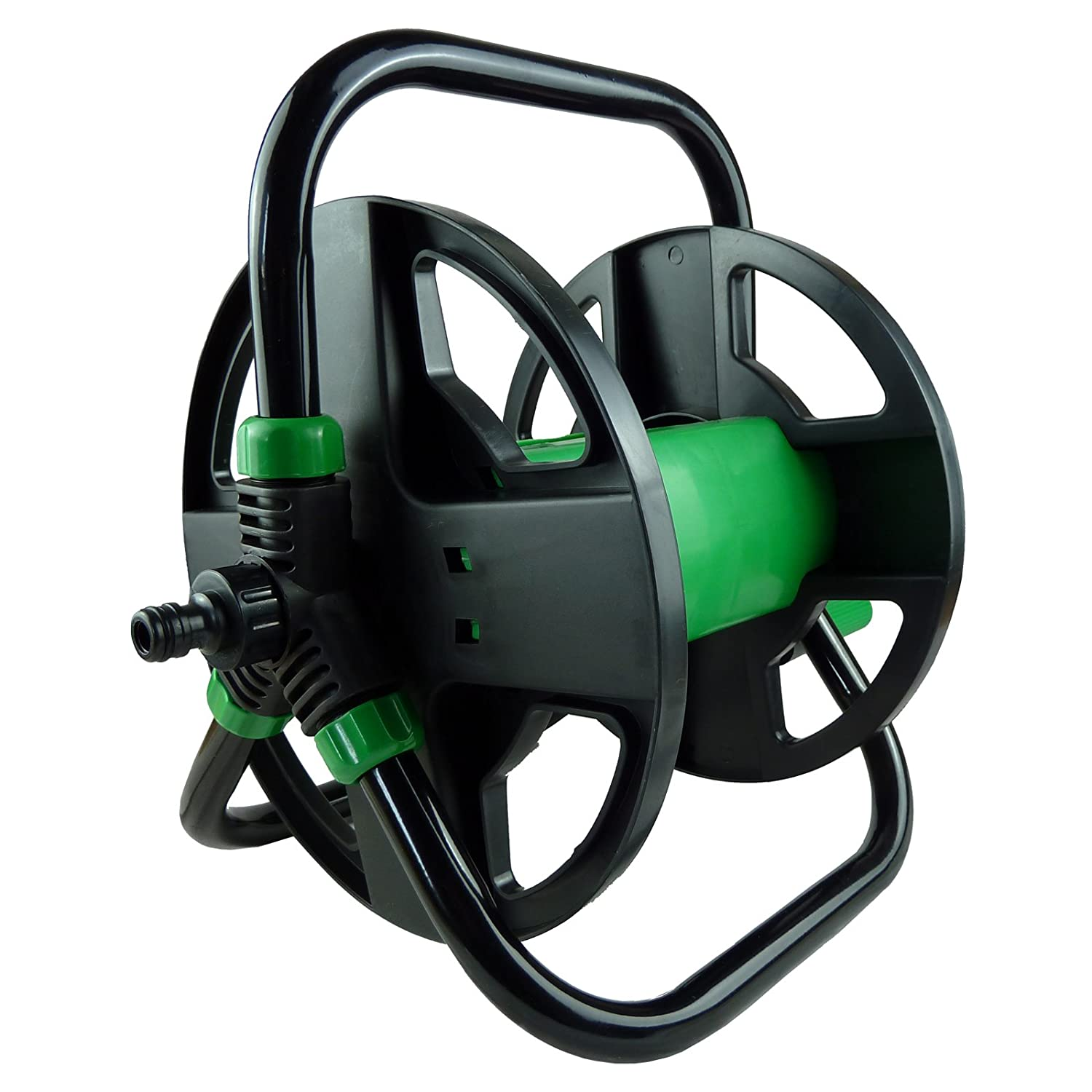 Compact Free Standing Hose Reel Value 4 Money